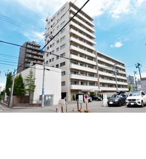 地下鉄「福住」駅まで徒歩4分