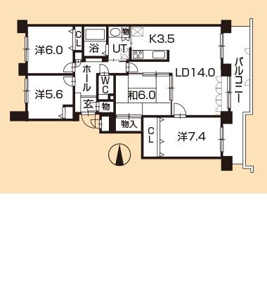 宮の沢4条5丁目19-40