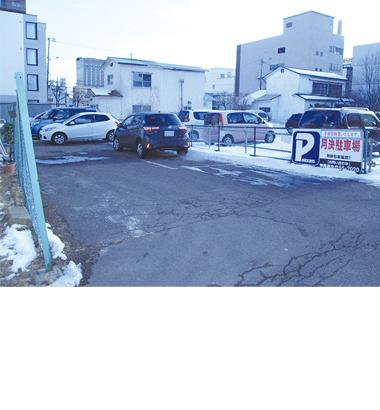 JR「釧路」駅徒歩4分! アパート用地向き!