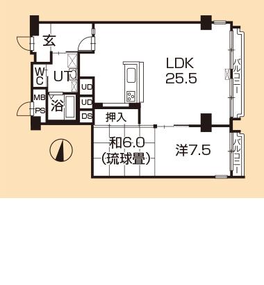 真駒内緑町1丁目2-3